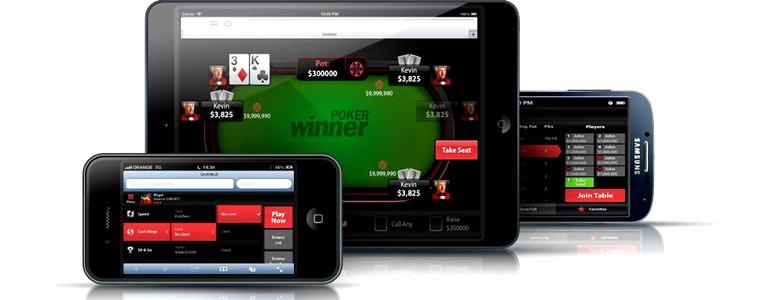 winner poker mobile