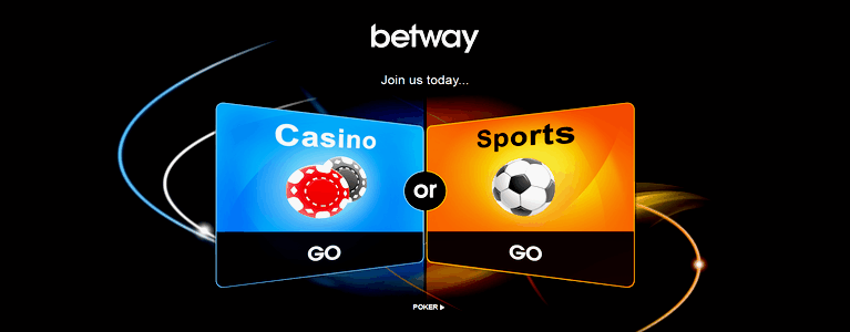 betway casino ipad