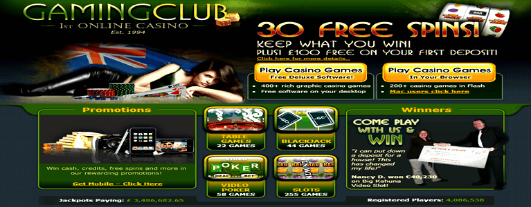 club casino mobile