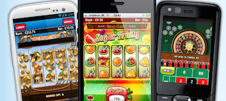 LadyLucks Mobile Casino Phone Bill Deposit