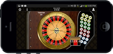 Phone Vegas Casino Roulette Pay by Phone