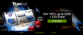 titanbet strictlyslots promo Offer