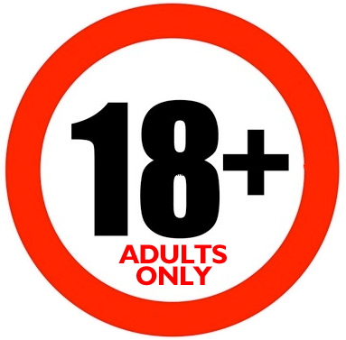 Only For Adults Above 18 Years
