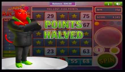 Slingo Riches Bonus Features