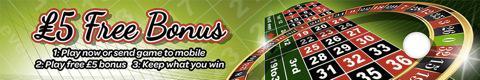 mFortune Roulette Bonus No Deposit