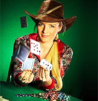Roulette, Blackjack, Baccarat etc