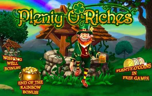 Rainbow Riches Bonus Features