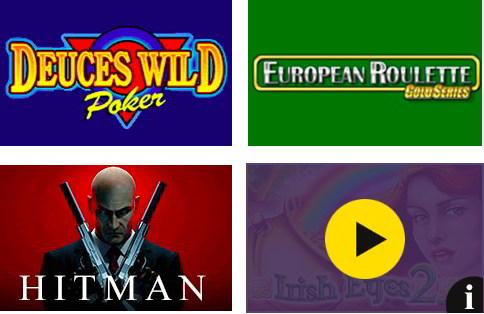 UK's BEST Phone Casino Games