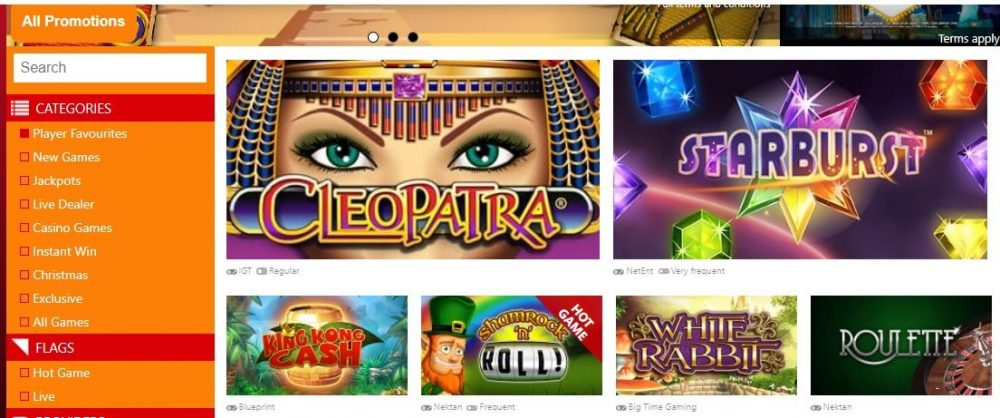 Slots Casino Deals Now