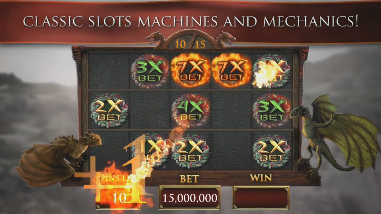 best slots payout game